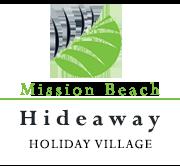 Mission Beach Hideaway Holiday Village Logo